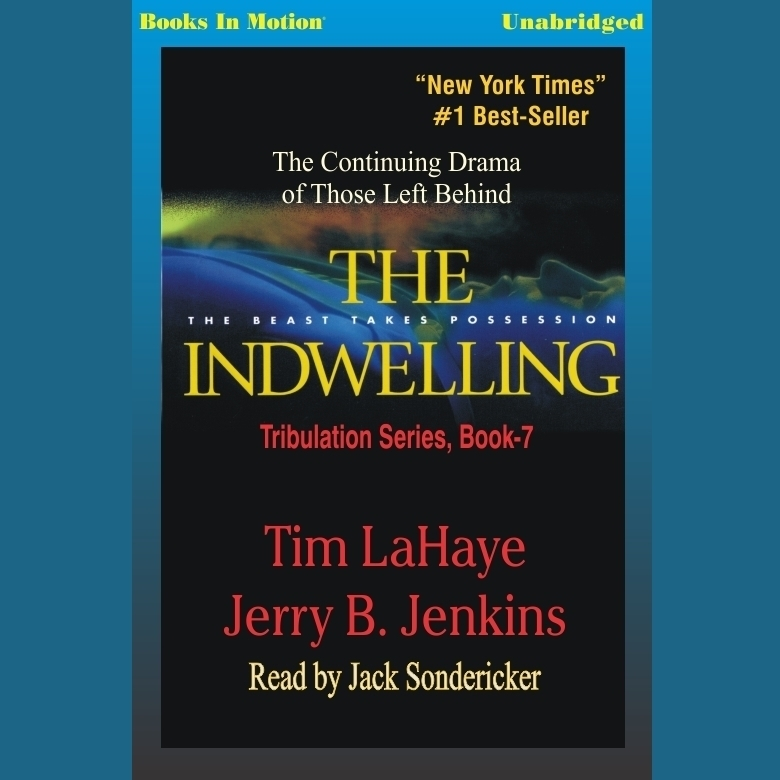 Printable The Indwelling Audiobook Cover Art