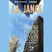 A More Perfect Union Audiobook, by J. A. Jance