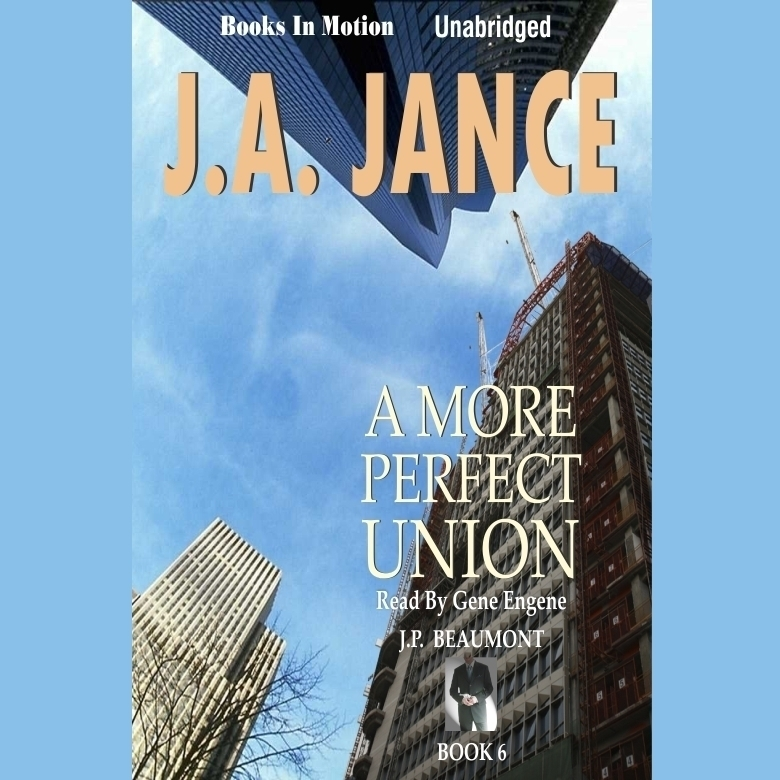 Printable A More Perfect Union Audiobook Cover Art