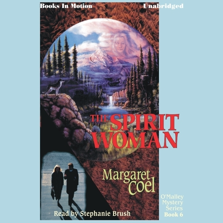 Printable The Spirit Woman Audiobook Cover Art