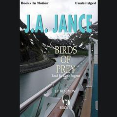 Birds of Prey Audiobook, by J. A. Jance