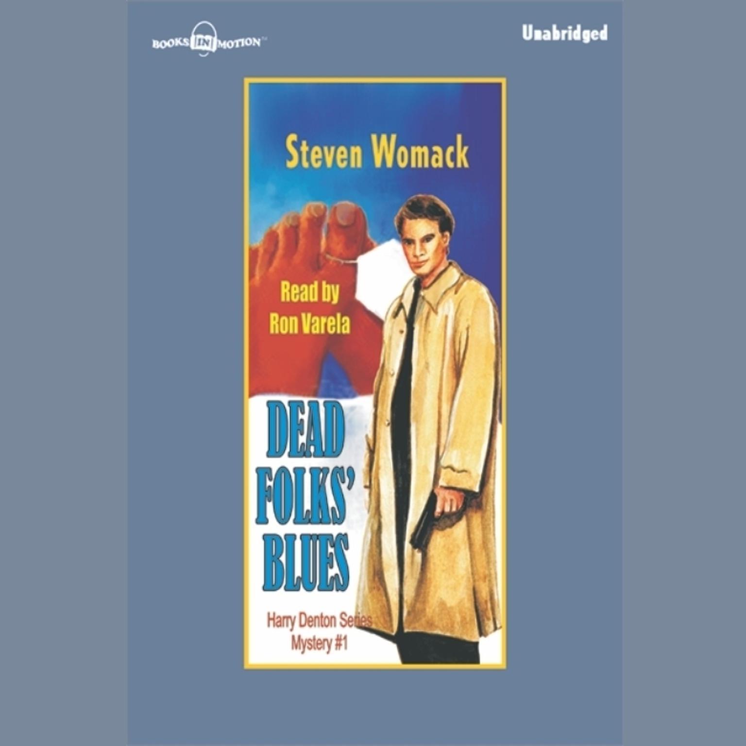 Dead Folks Blues Audiobook, by Steven Womack