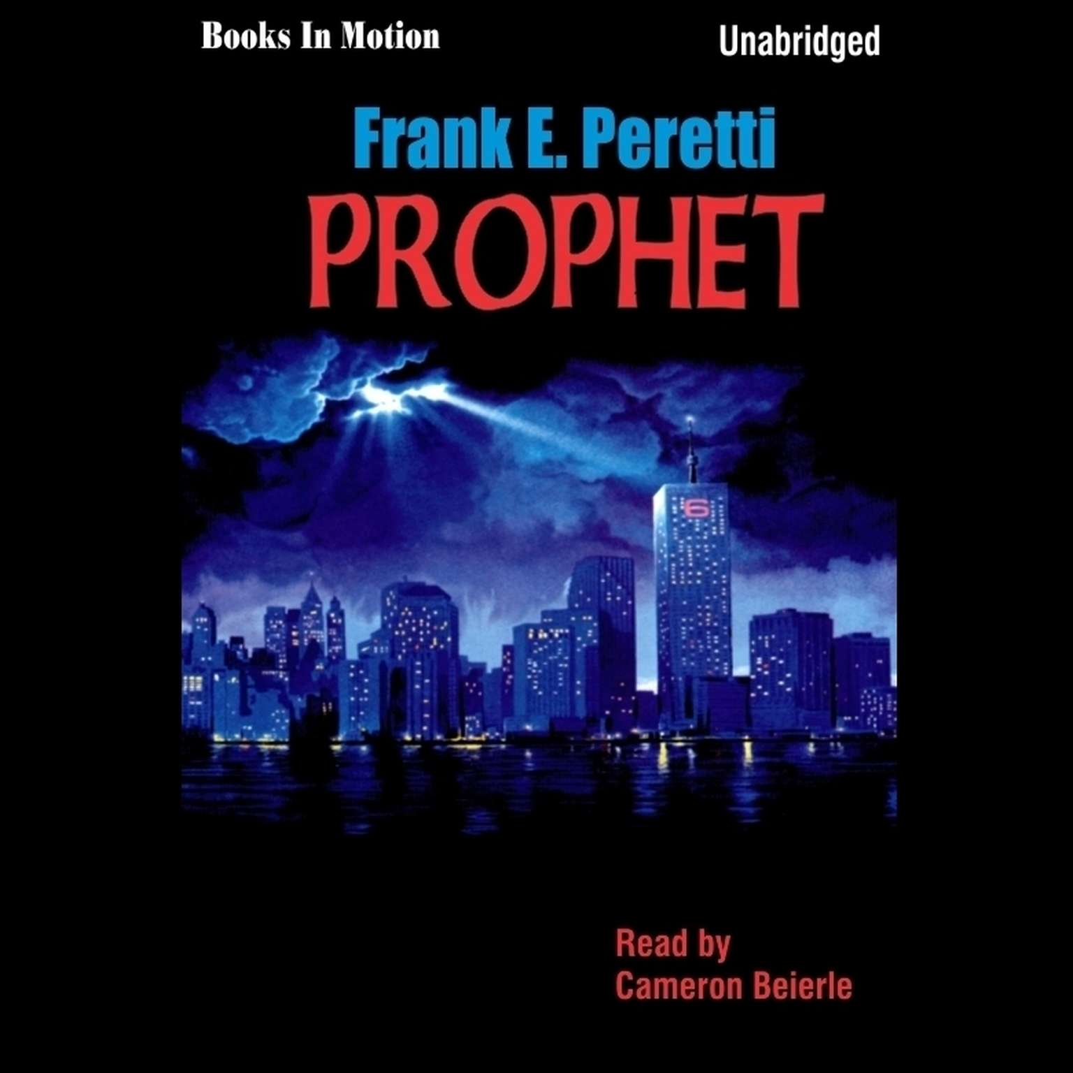 Prophet Audiobook, by Frank E. Peretti