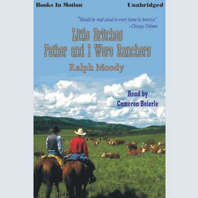 Father & I Were Ranchers Audiobook, by Ralph Moody