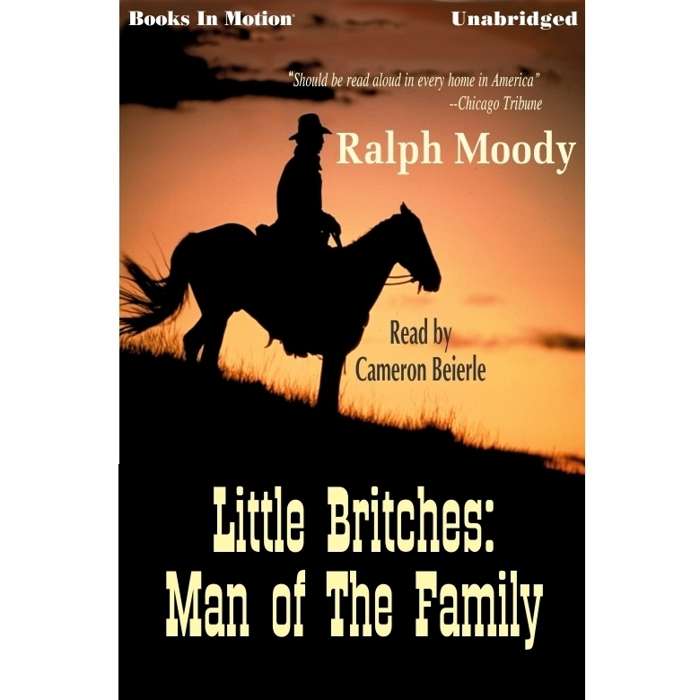 Printable Man of the Family Audiobook Cover Art