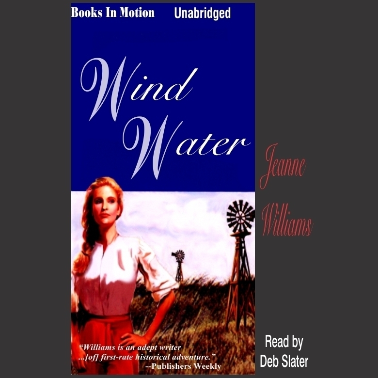 Printable Wind Water Audiobook Cover Art