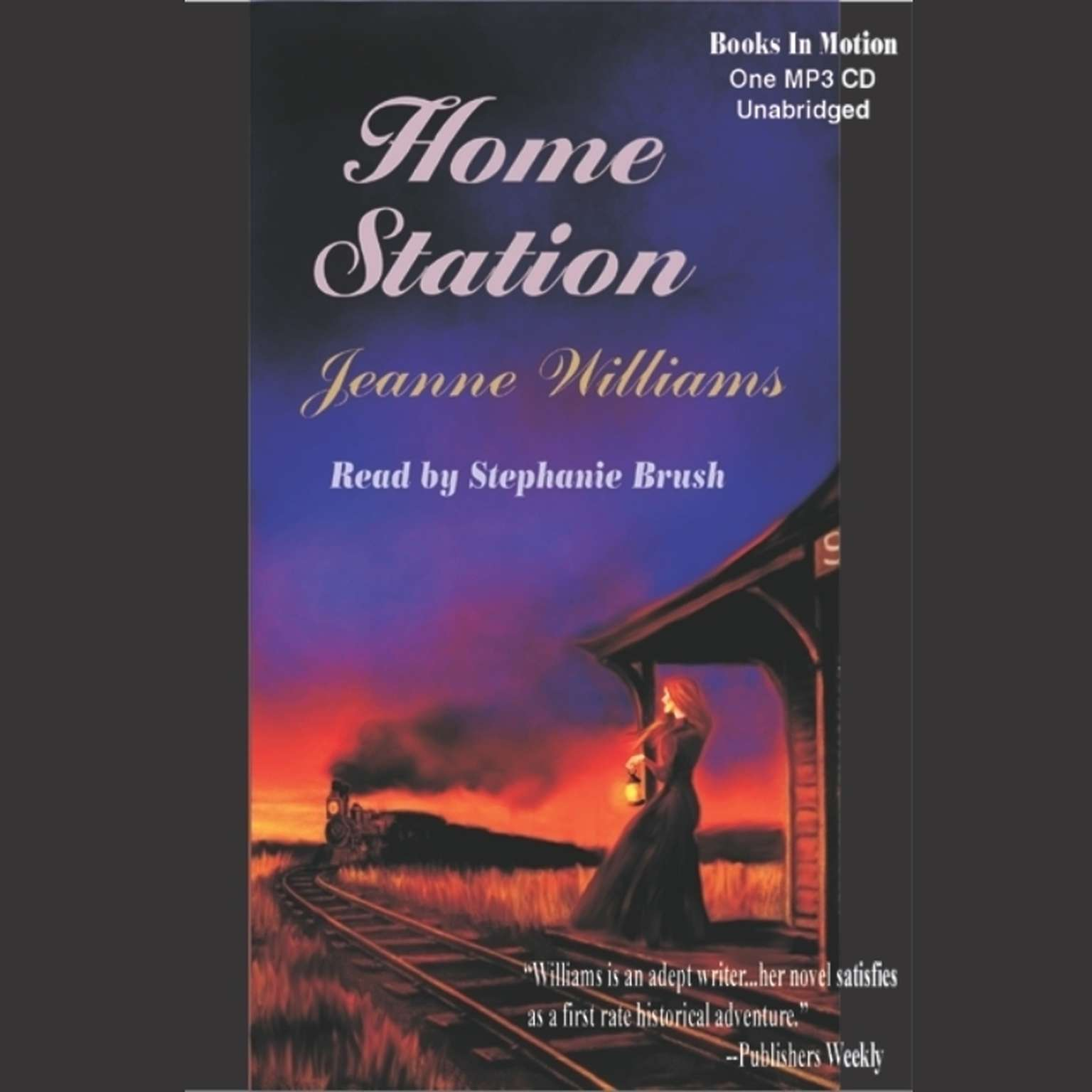 Home Station Audiobook, by Jeanne Williams