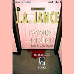 Payment in Kind Audiobook, by J. A. Jance