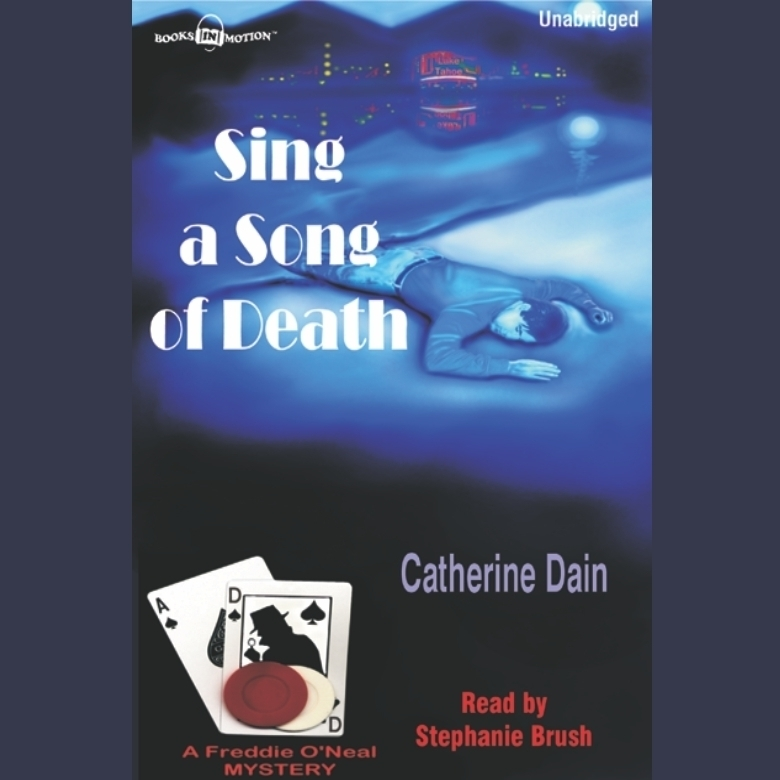 Printable Sing a Song of Death Audiobook Cover Art