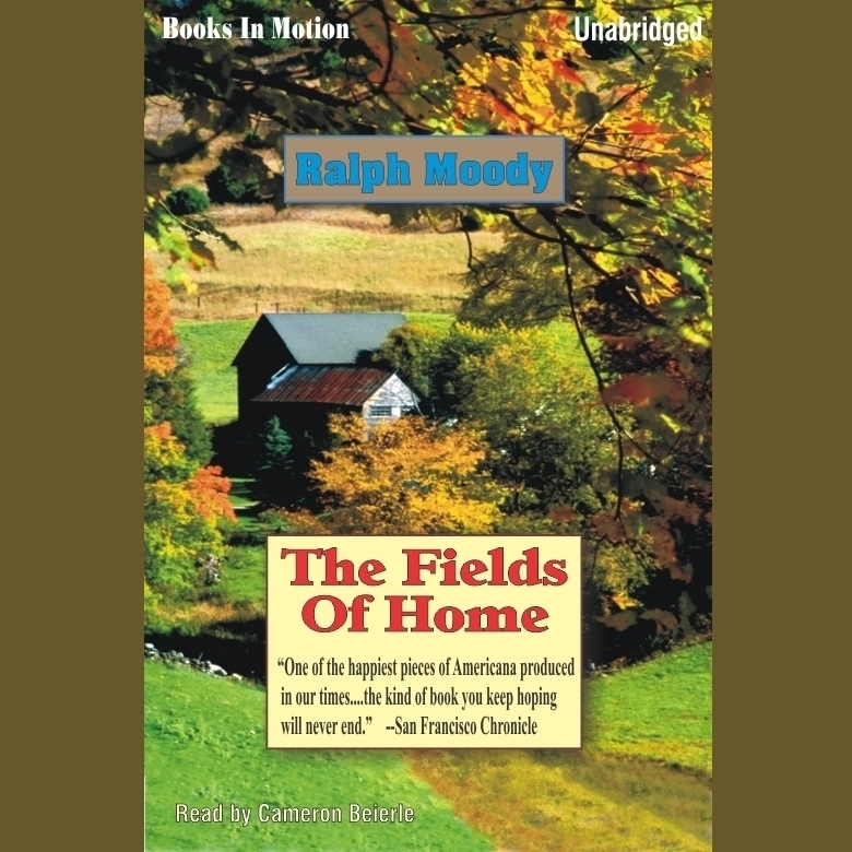 Printable The Fields of Home Audiobook Cover Art