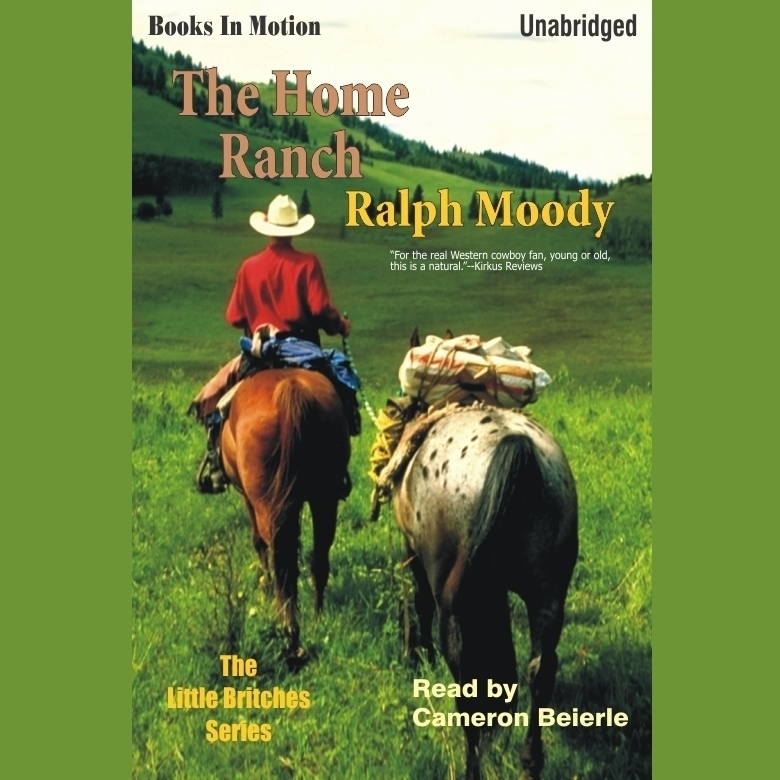Printable The Home Ranch Audiobook Cover Art