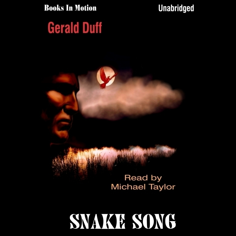 Printable Snake Song Audiobook Cover Art