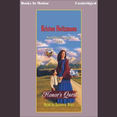 Honors Quest Audiobook, by Kristen Heitzmann