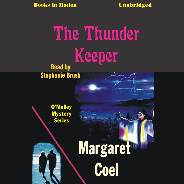 Printable The Thunder Keeper Audiobook Cover Art