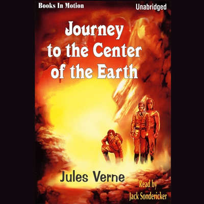Journey to the Center of the Earth Audiobook, by Jules Verne