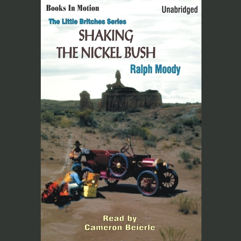 Printable Shaking the Nickel Bush Audiobook Cover Art