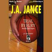 Trial by Fury Audiobook, by J. A. Jance