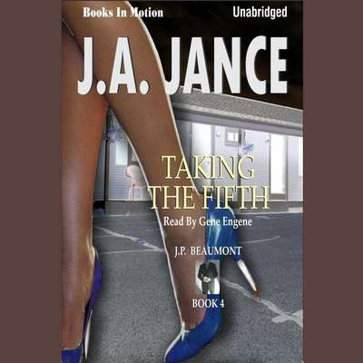 Taking the Fifth Audiobook, by J. A. Jance