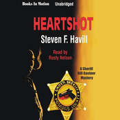 Heartshot Audiobook, by Steven F. Havill