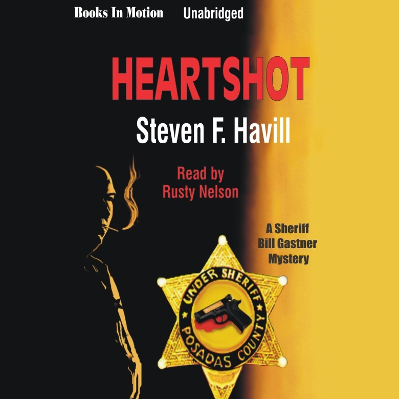 Printable Heartshot Audiobook Cover Art