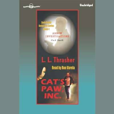 Cats Paw Inc Audiobook, by LL Thrasher