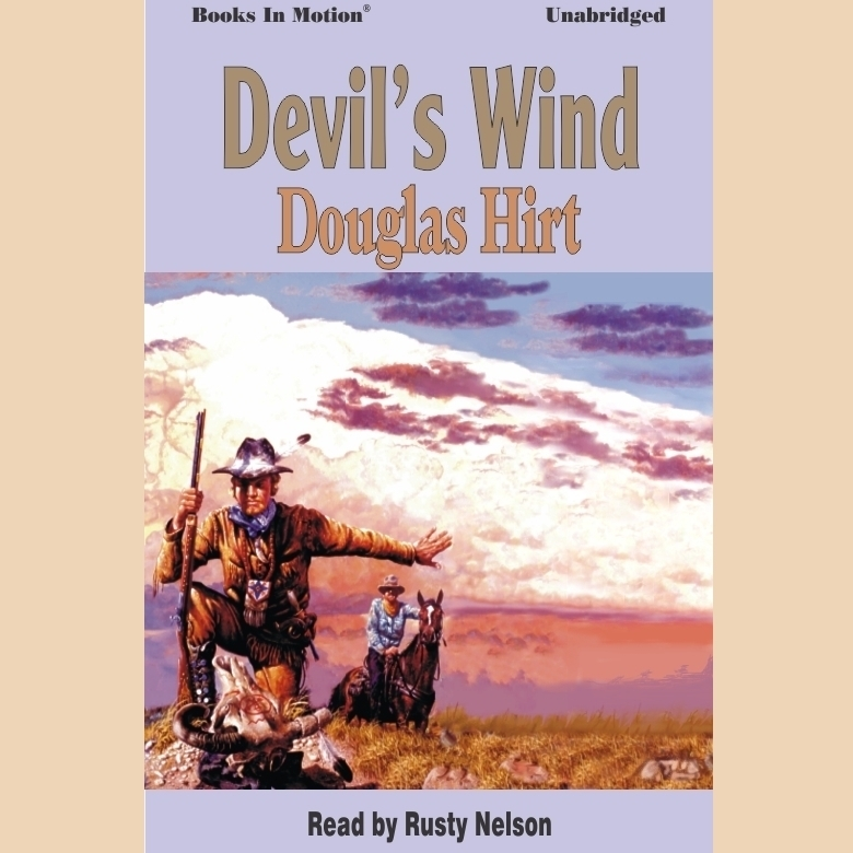 Printable Devil's Wind Audiobook Cover Art