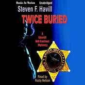Twice Buried Audiobook, by Steven F. Havill