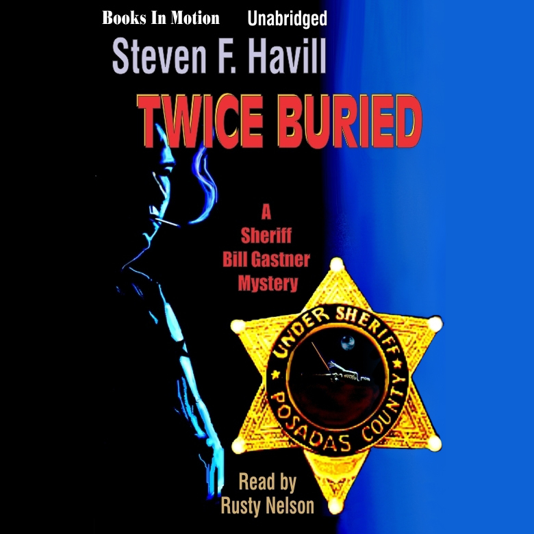 Printable Twice Buried Audiobook Cover Art