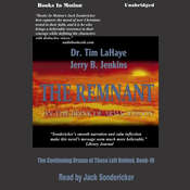 The Remnant Audiobook, by Tim LaHaye/Jerry B Jenkins
