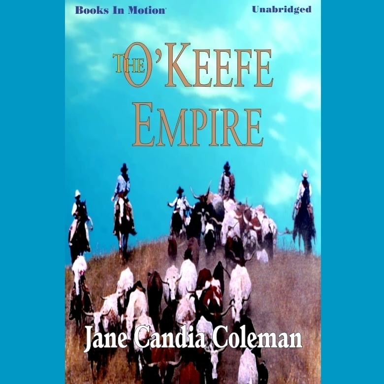 Printable The O'Keefe Empire Audiobook Cover Art