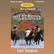 Lure of the Wild Audiobook, by David Thompson