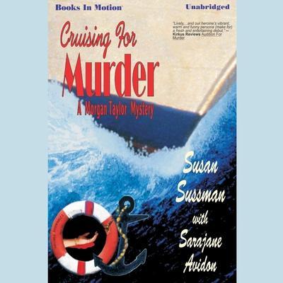 Cruising for Murder Audiobook, by Susan Sussman/Sarajane Auidon