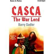 The Warlord Audiobook, by Barry Sadler