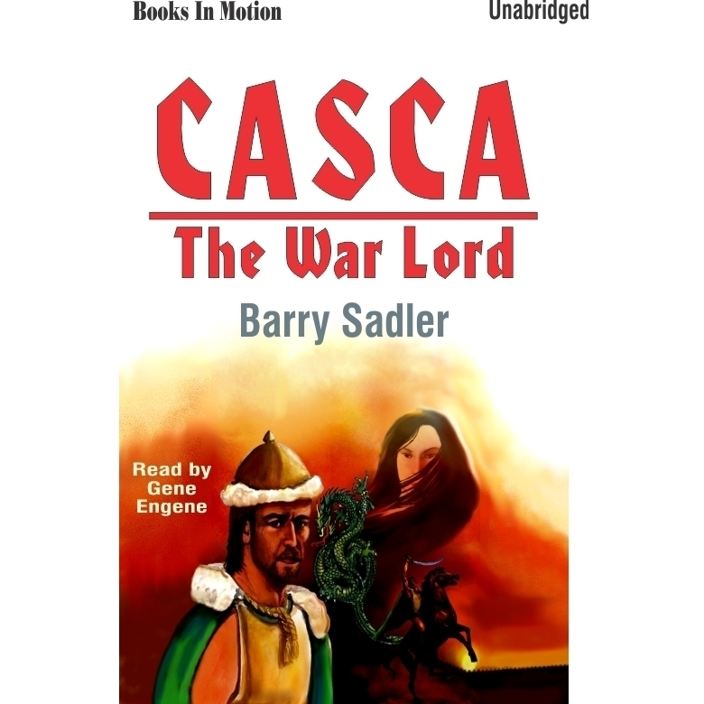Printable The Warlord Audiobook Cover Art
