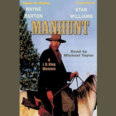 Manhunt Audiobook, by Wayne Barton & Stan Williams