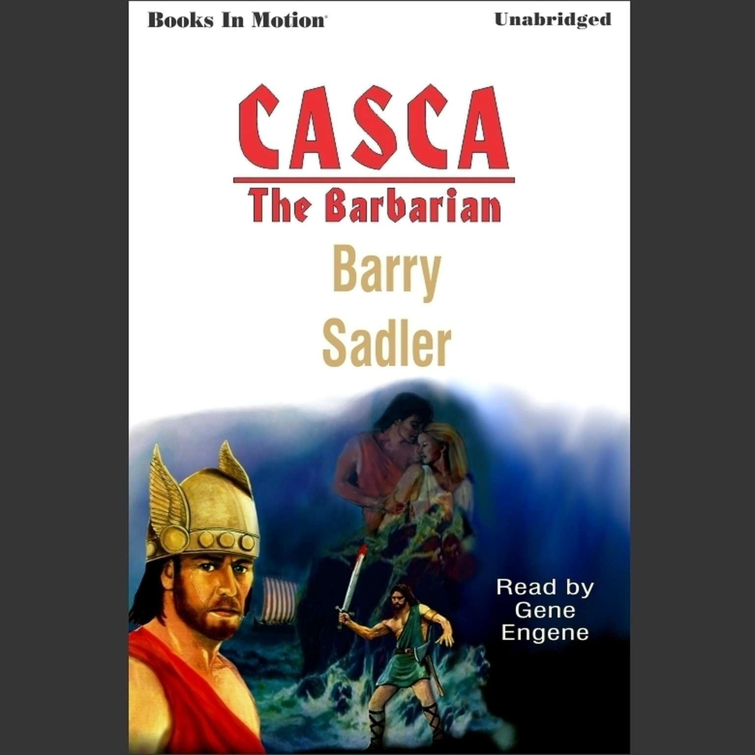 The Barbarian Audiobook, by Barry Sadler