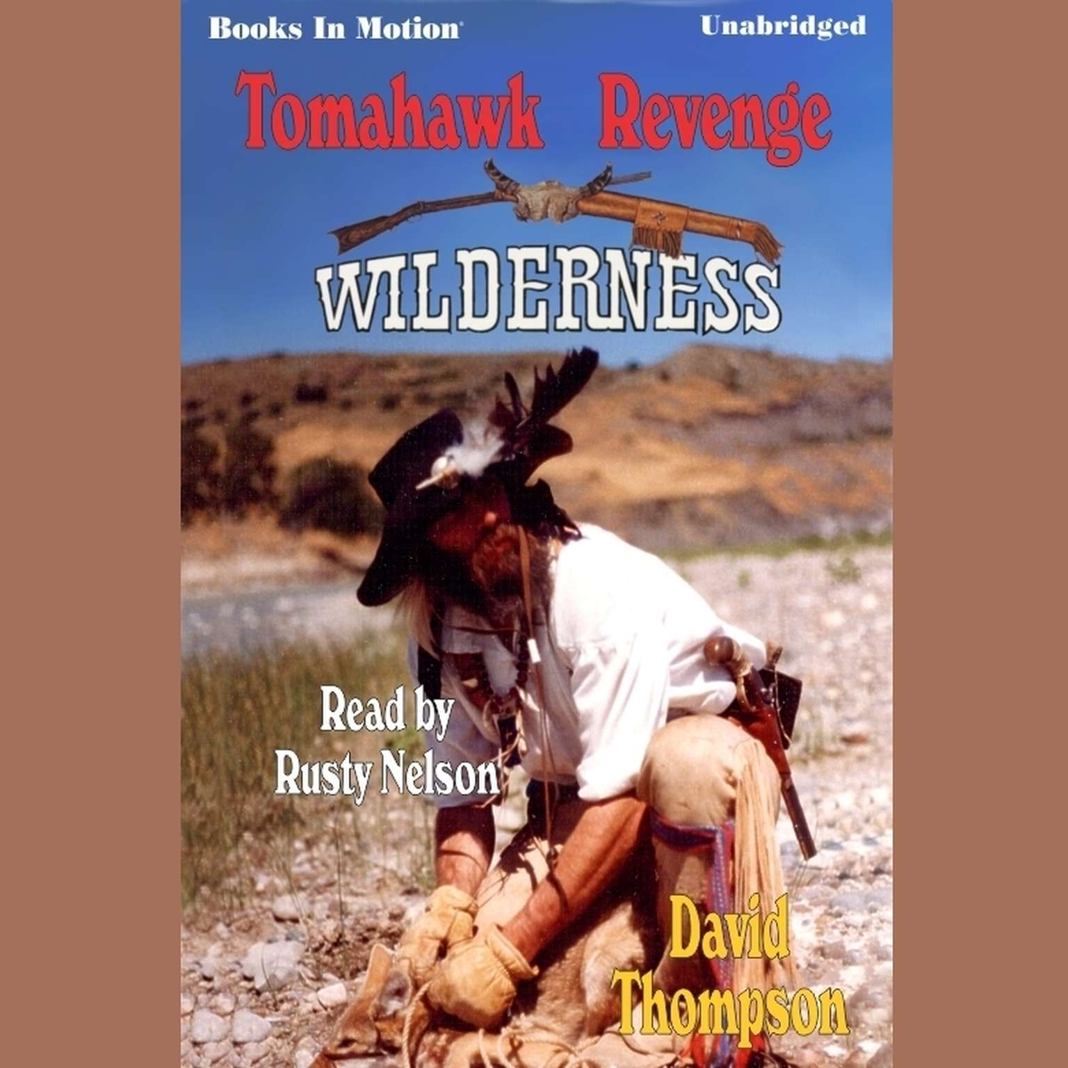Tomahawk Revenge Audiobook, by David Thompson