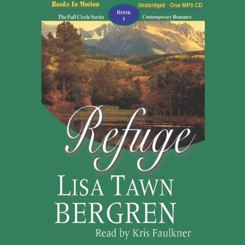 Printable Refuge Audiobook Cover Art