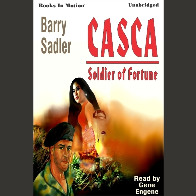 Printable Soldier of Fortune Audiobook Cover Art