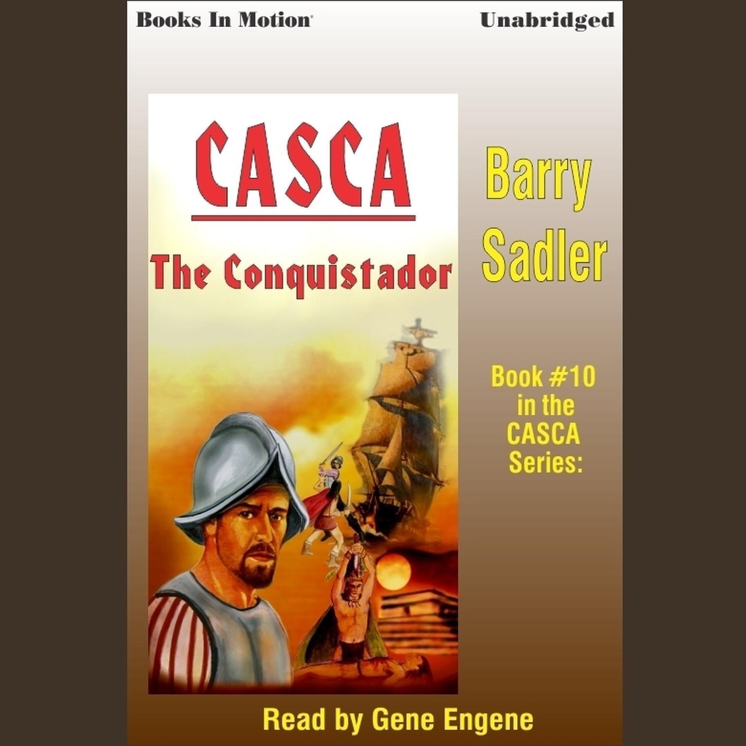The Conquistador Audiobook, by Barry Sadler