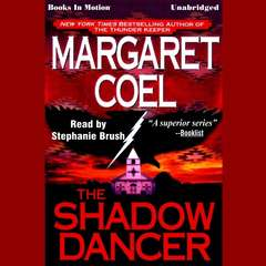 The Shadow Dancer Audiobook, by Margaret Coel