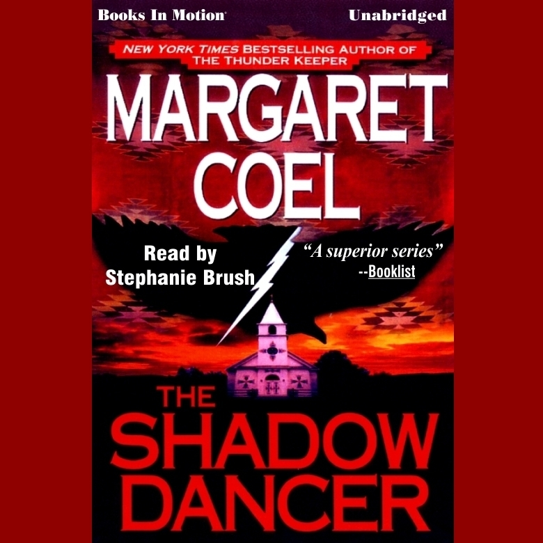 Printable The Shadow Dancer Audiobook Cover Art