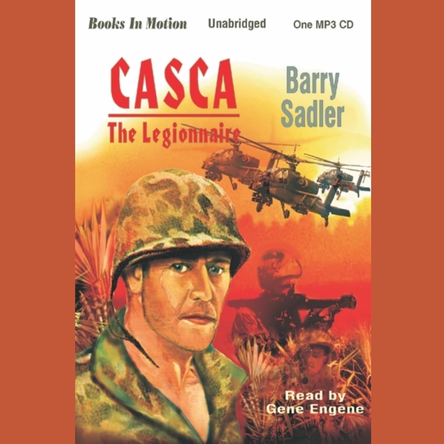 The Legionnaire Audiobook, by Barry Sadler