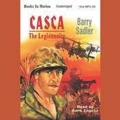 The Legionnaire Audiobook, by Barry Sadler