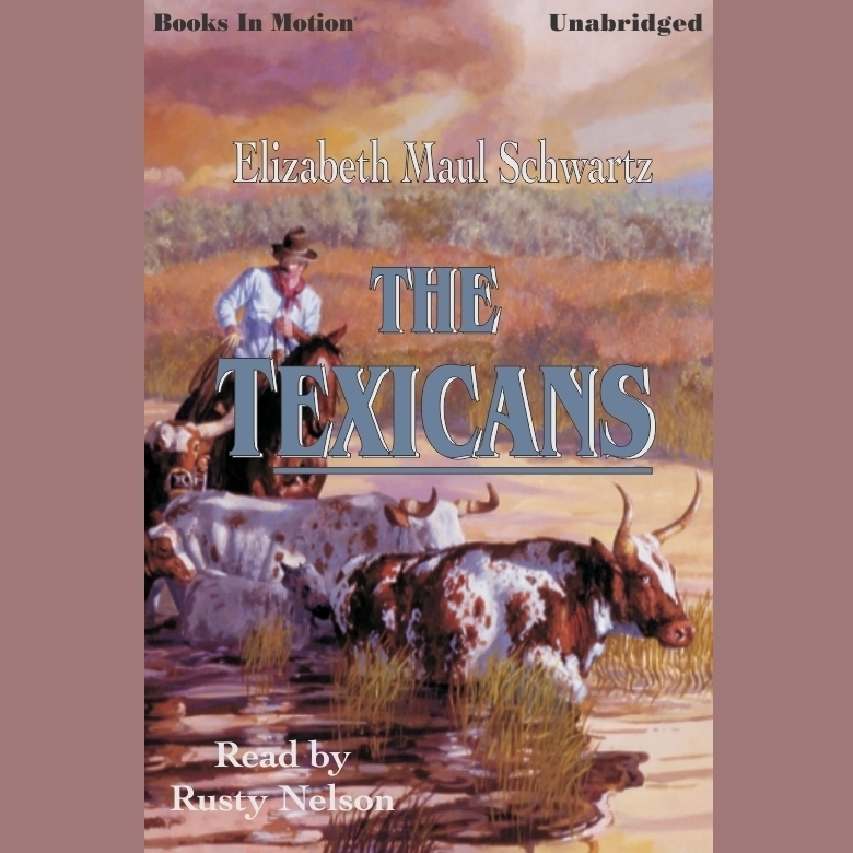 Printable The Texicans Audiobook Cover Art