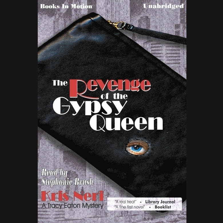Printable Revenge of the Gypsy Queen Audiobook Cover Art