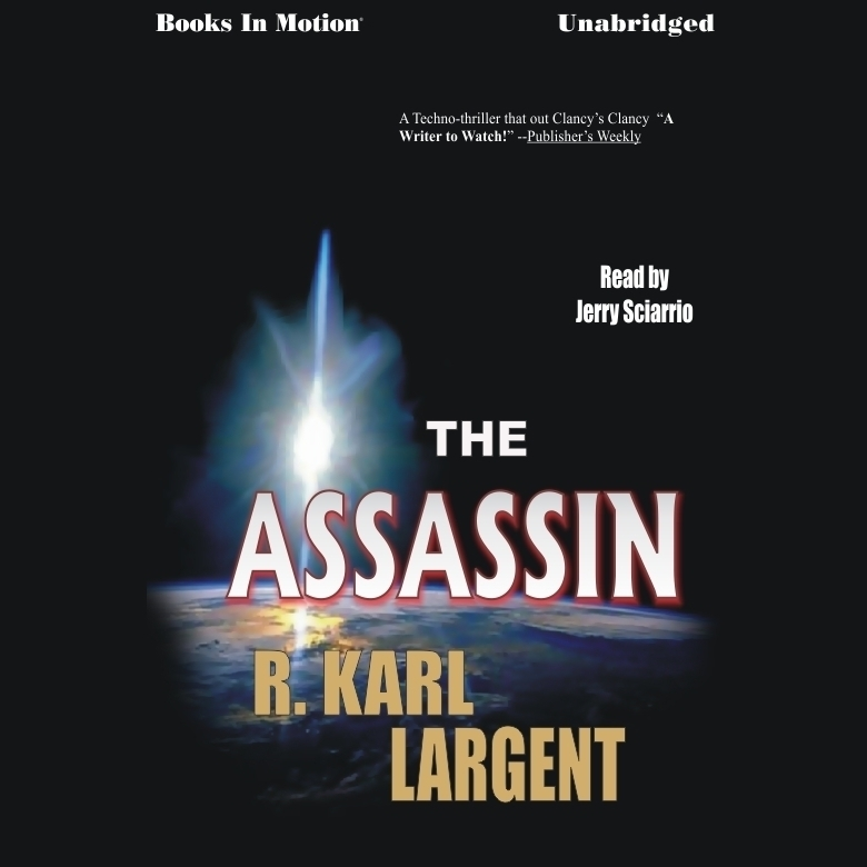 Printable The Assassin Audiobook Cover Art