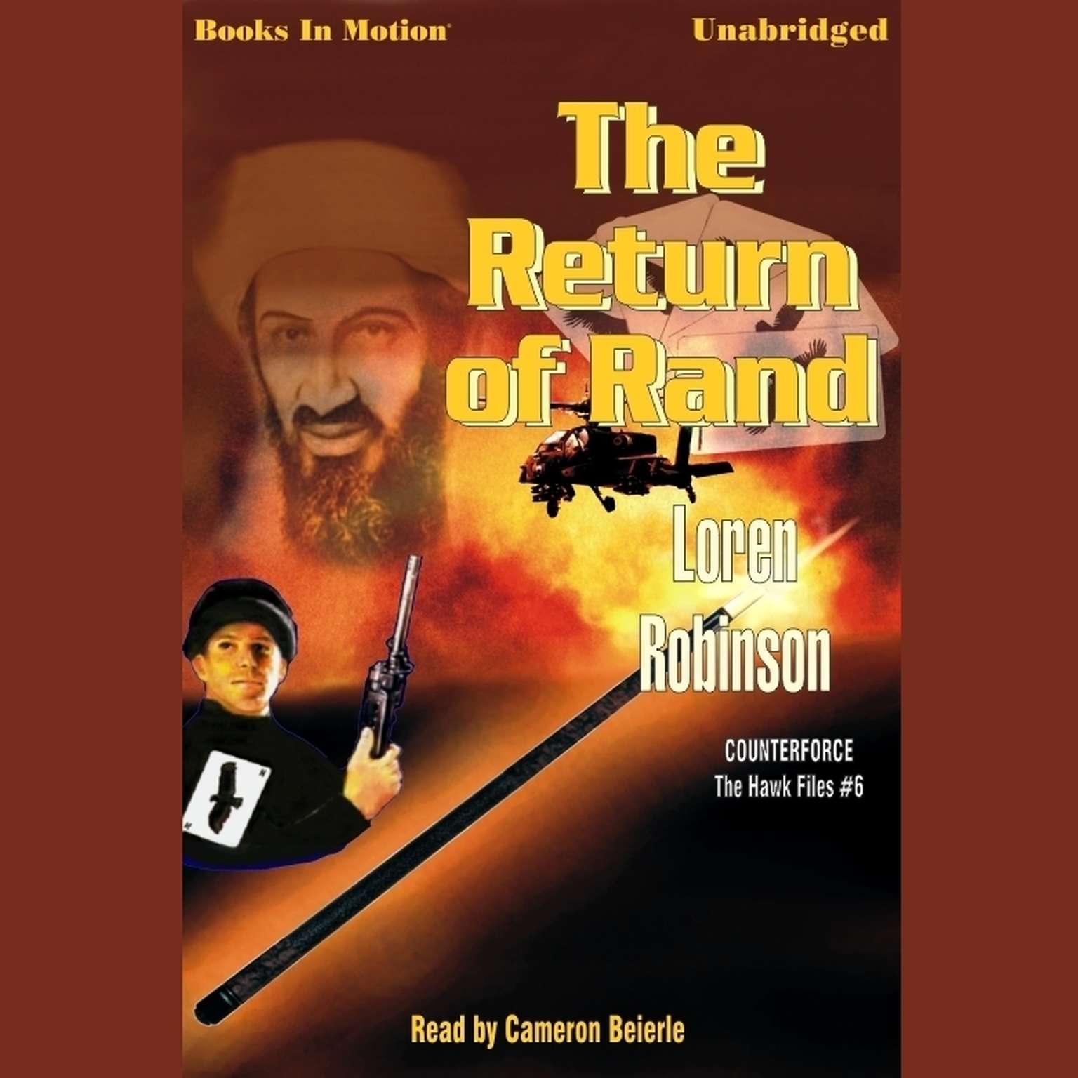 The Return of Rand Audiobook, by Loren Robinson