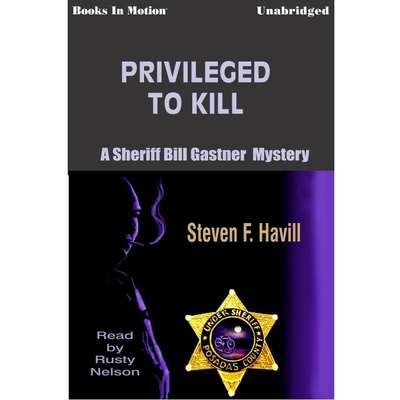Privileged to Kill Audiobook, by