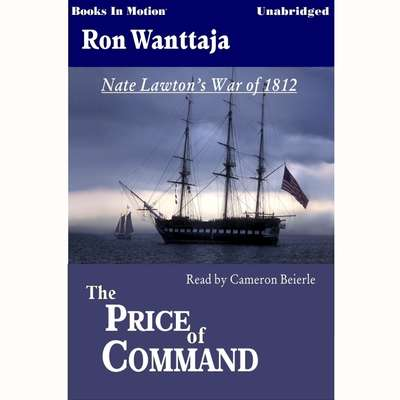 The Price of Command Audiobook, by Ron Wanttaja